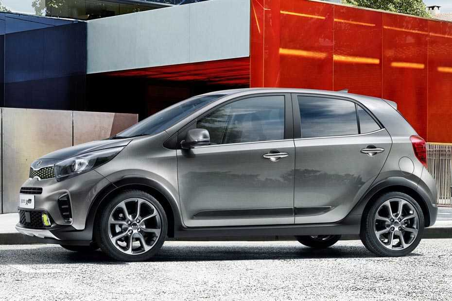 49 The Kia Picanto 2019 Xline Spy Shoot