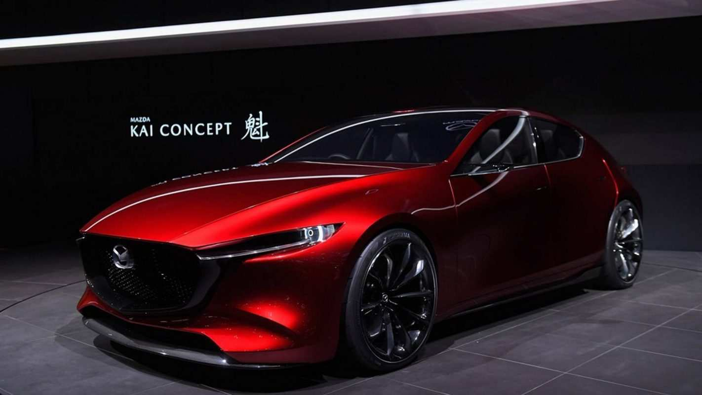 49 The Mazda Kai 2019 New Concept