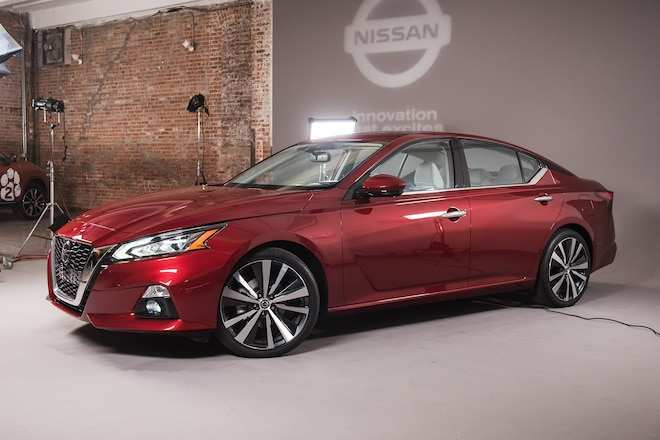 49 The Nissan Altima 2019 Horsepower Release Date