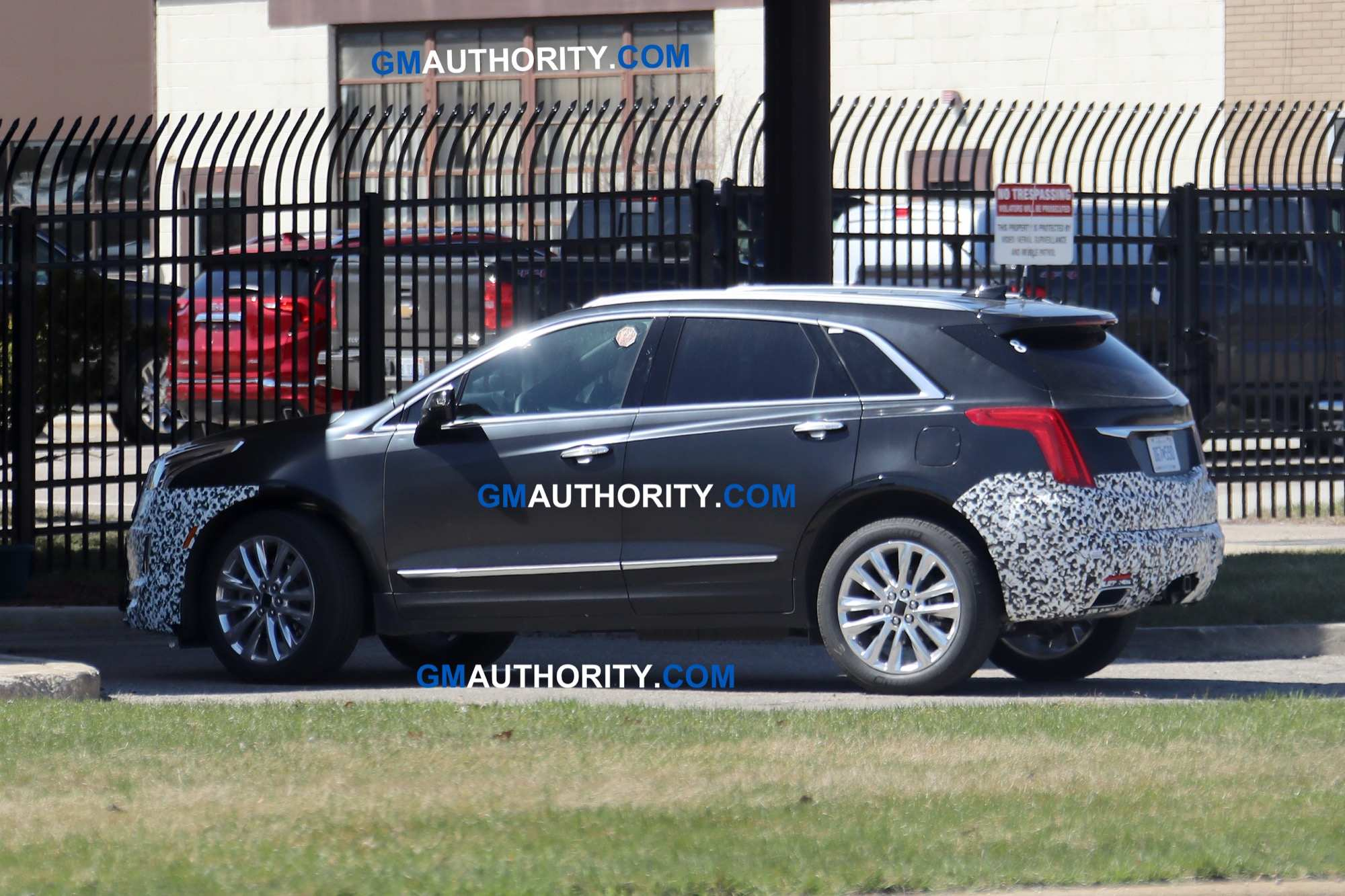 49 The Spy Shots Cadillac Xt5 Exterior