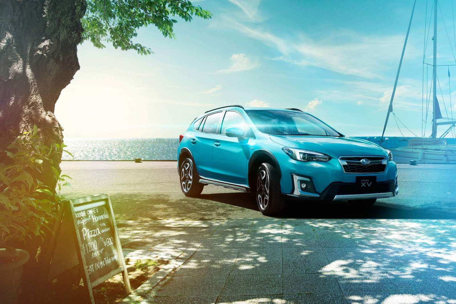49 The Subaru Xv Hybrid 2019 Redesign And Review