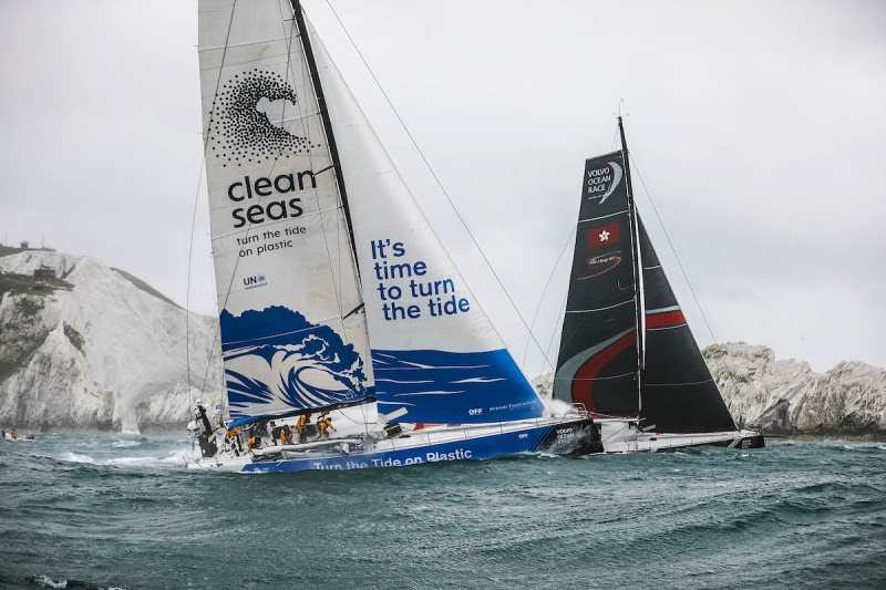 49 The Volvo Ocean Race 2019 Overview