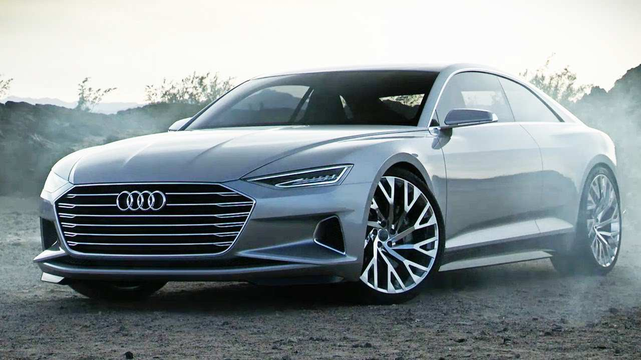 50 A 2019 All Audi A9 Engine
