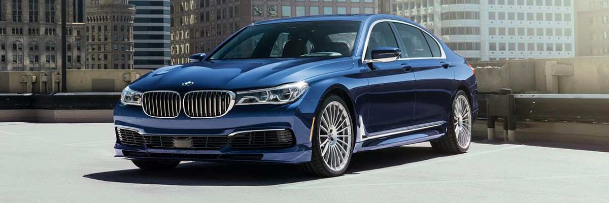 50 A 2019 BMW 7 Series Concept And Review