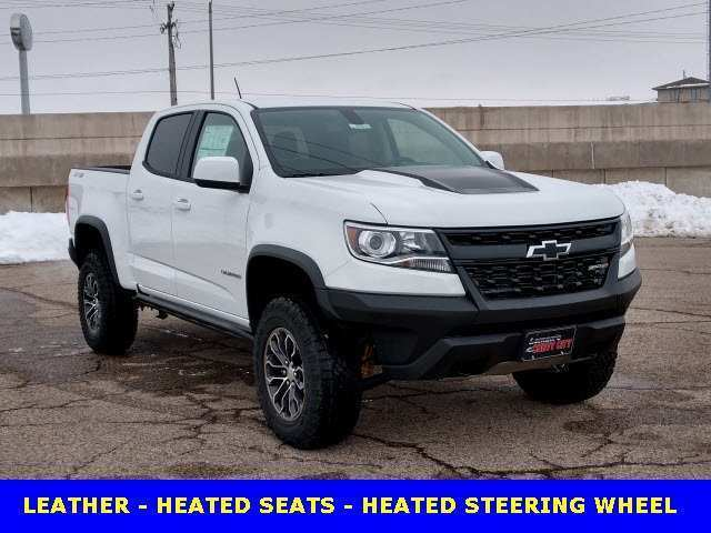 50 A 2019 Chevy Colorado Specs