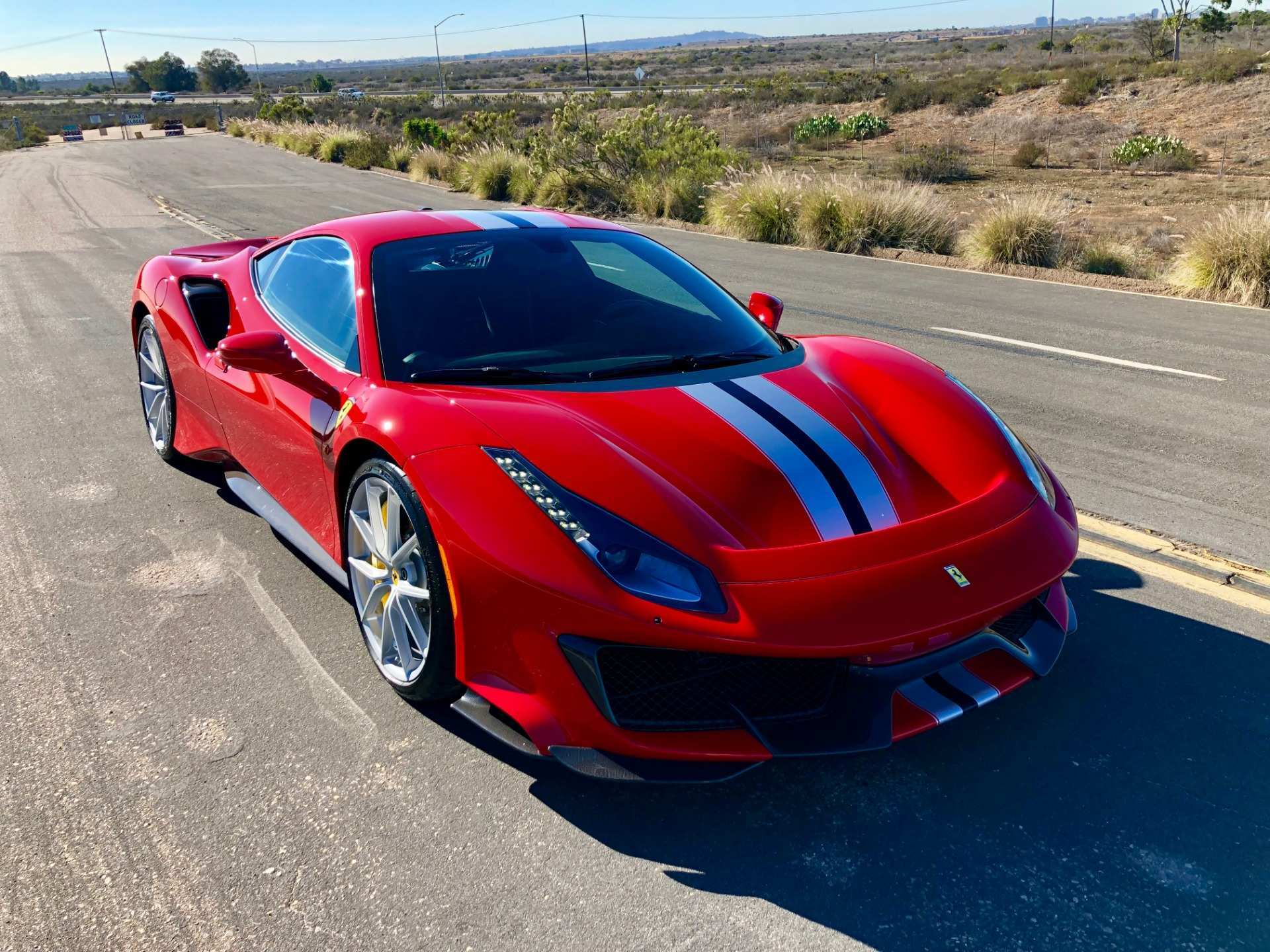 50 A 2019 Ferrari 488 Pista For Sale Release Date And Concept