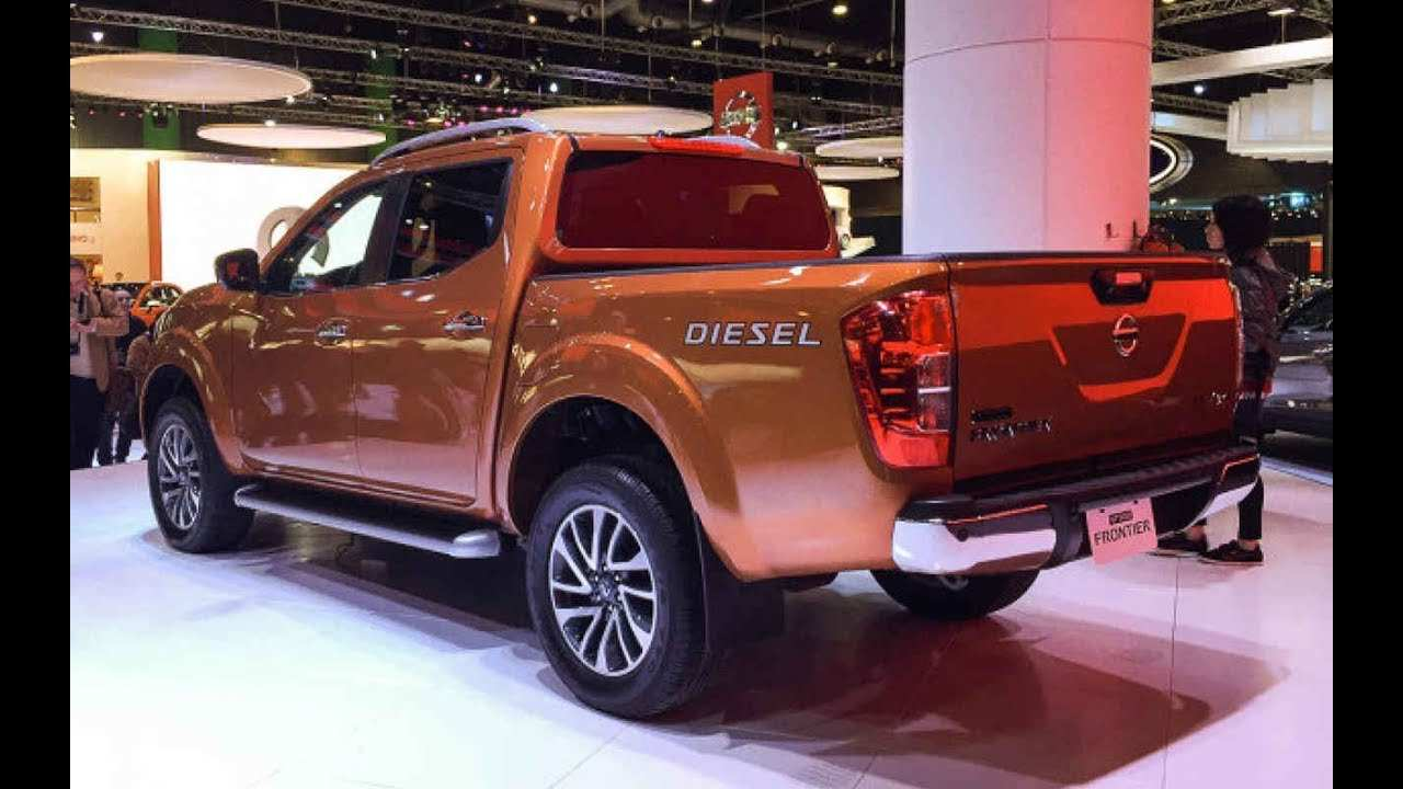 50 A 2019 Nissan Frontier Diesel Exterior And Interior