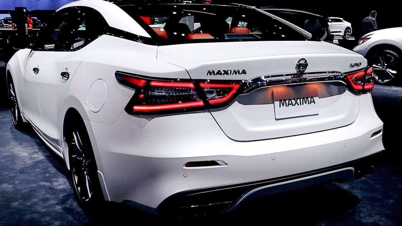50 A 2019 Nissan Maximas Spy Shoot