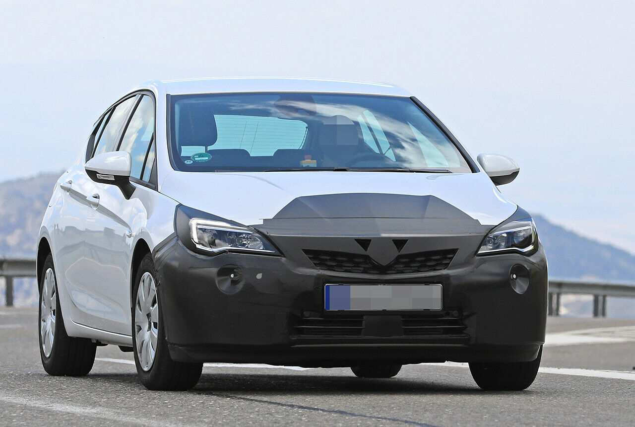 50 A 2019 Opel Astra Pricing