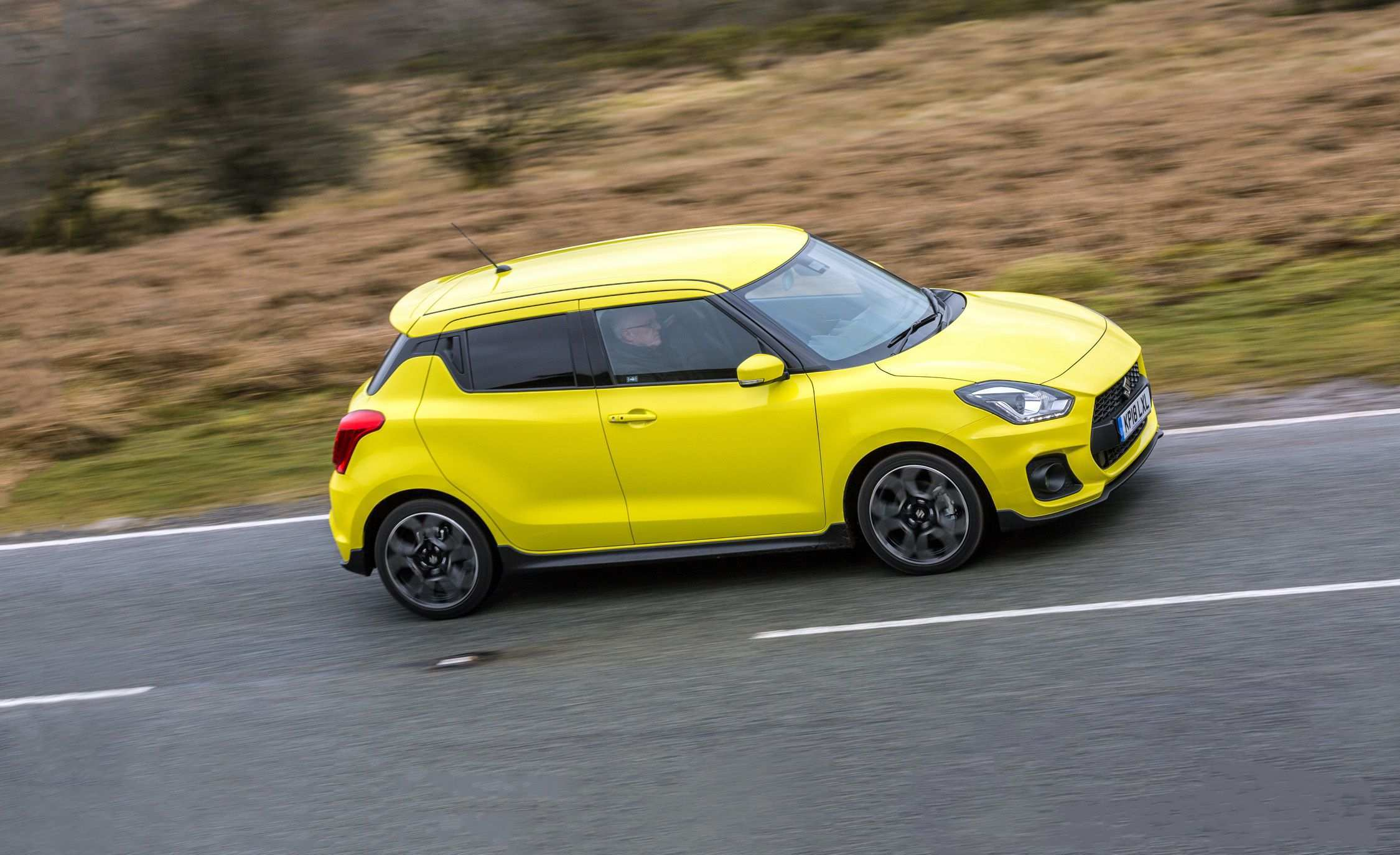 50 A 2019 Suzuki Swift Speed Test