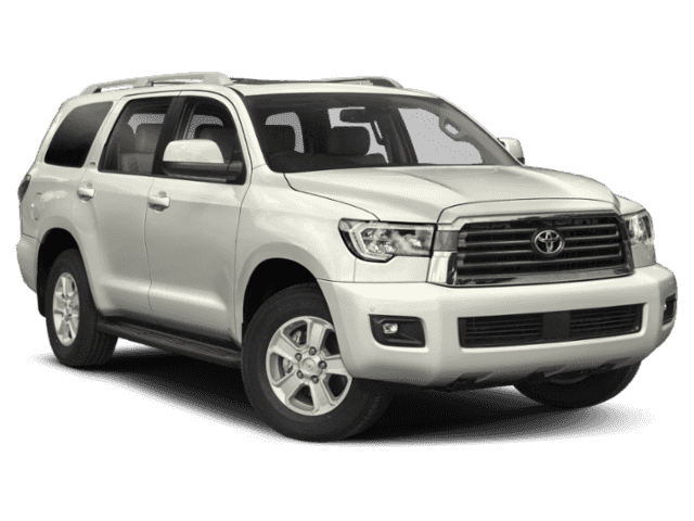50 A 2019 Toyota Sequoias Model