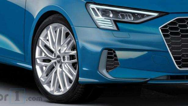 50 A 2020 Audi A3 Research New