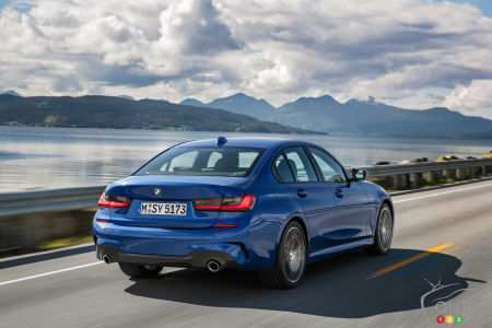 50 A 2020 BMW 3 Series Performance And New Engine