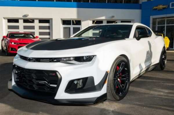 50 A 2020 Chevrolet Chevelle Ss Overview