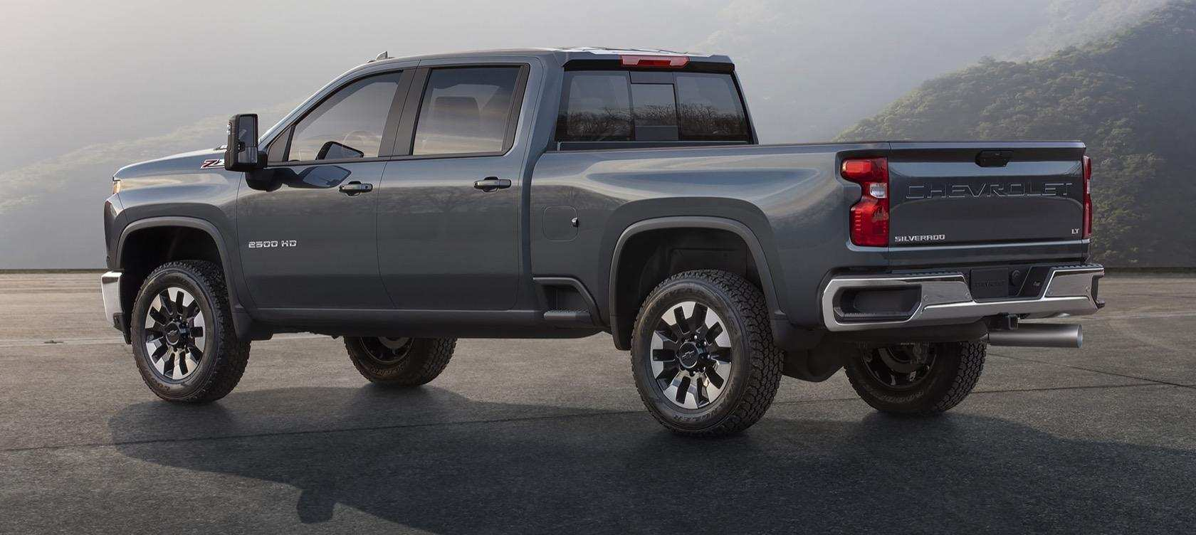50 A 2020 Chevrolet Silverado Performance And New Engine
