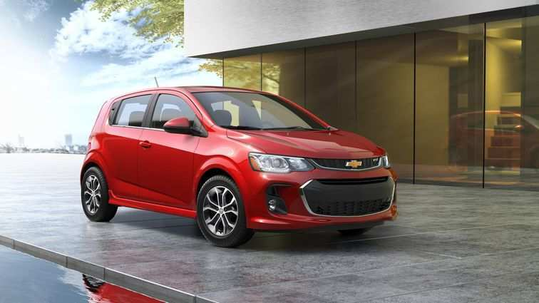 50 A 2020 Chevy Sonic Price And Review