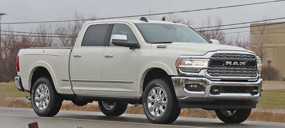 50 A 2020 Dodge Ram Truck Ratings