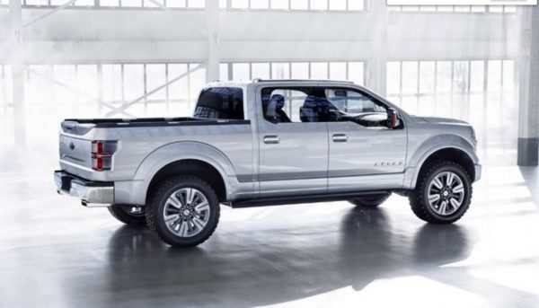 50 A 2020 Ford Atlas Exterior