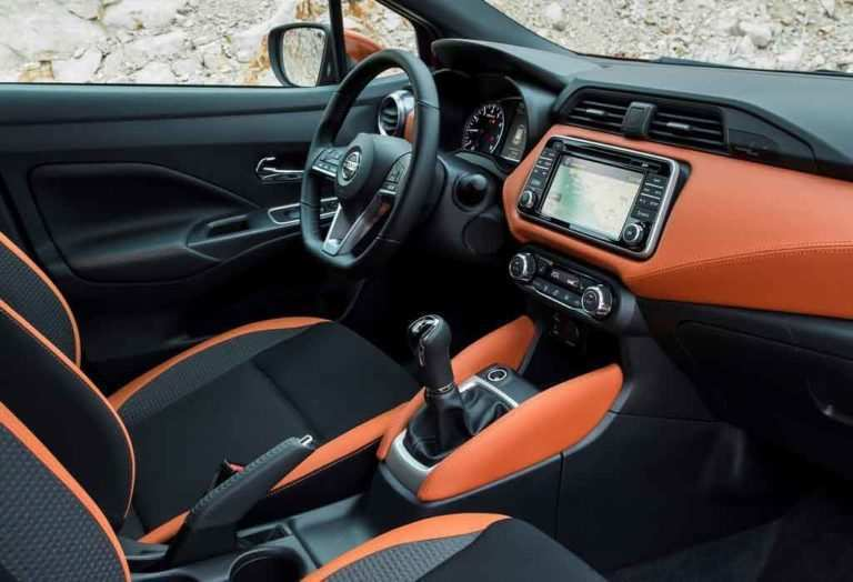 50 A 2020 Nissan Micra Ratings