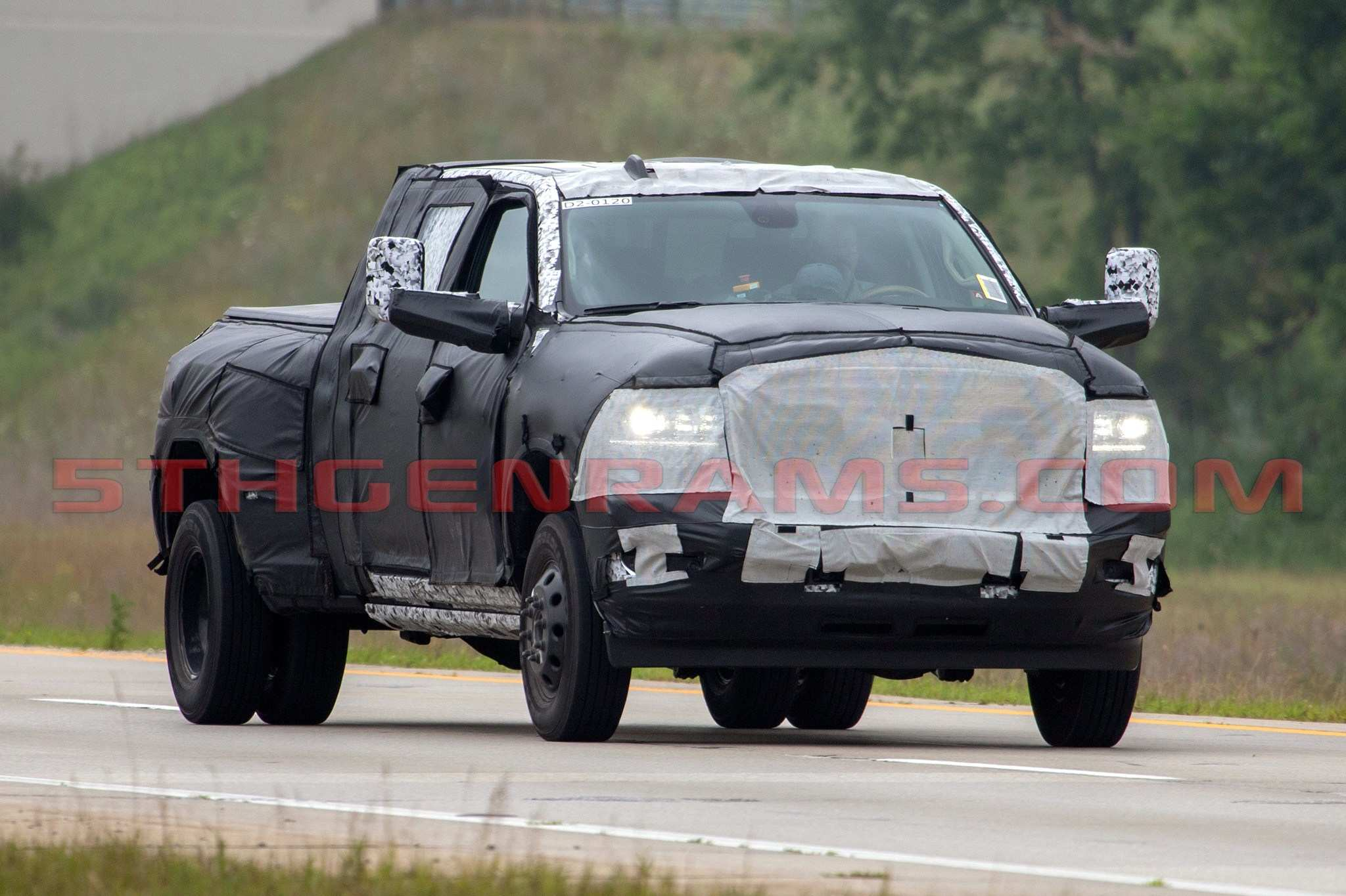 50 A 2020 Ram 3500 Diesel Redesign And Review