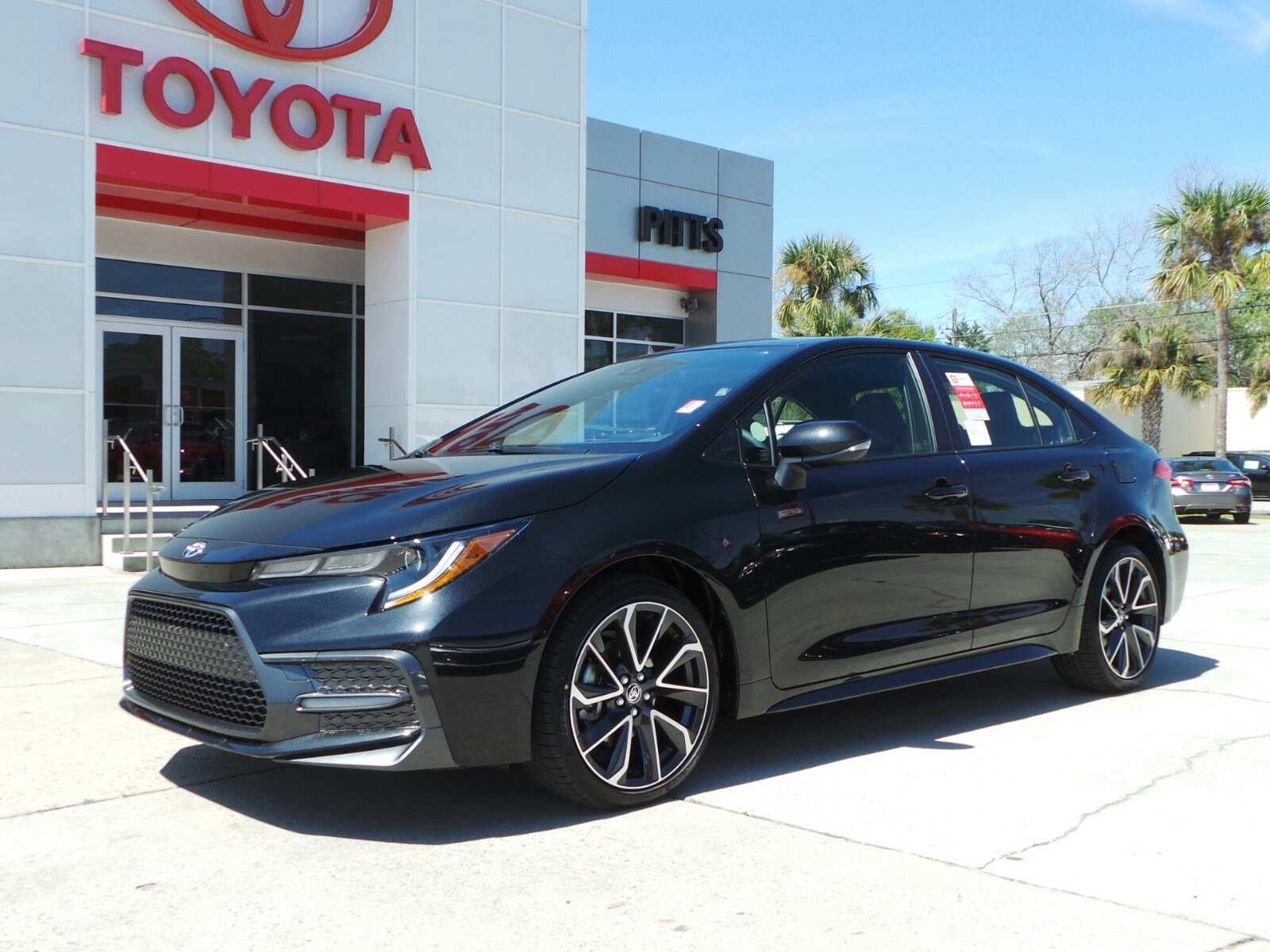 50 A 2020 Toyota Corolla Research New