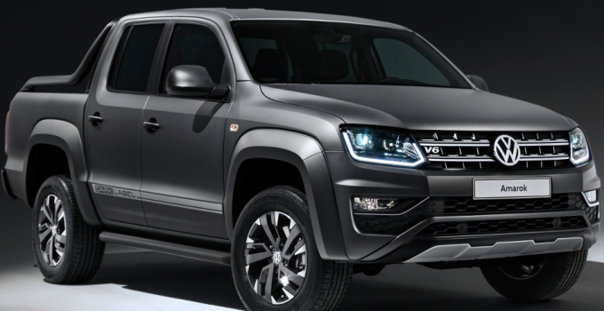 50 A 2020 VW Amarok Picture