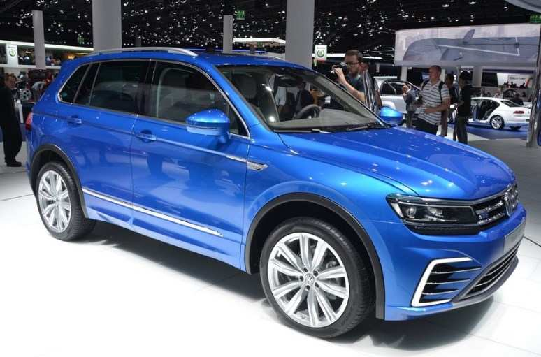 50 A 2020 VW Tiguan Redesign