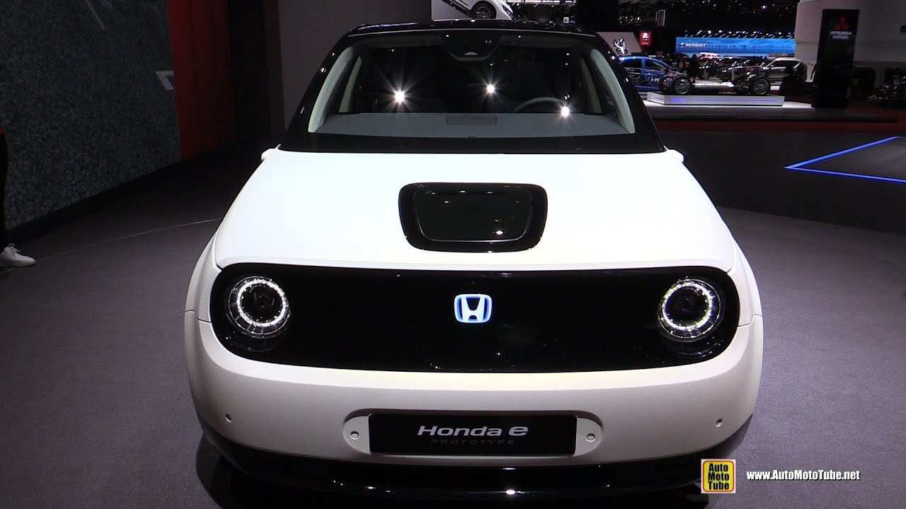 50 A Honda Electric Car 2020 New Concept
