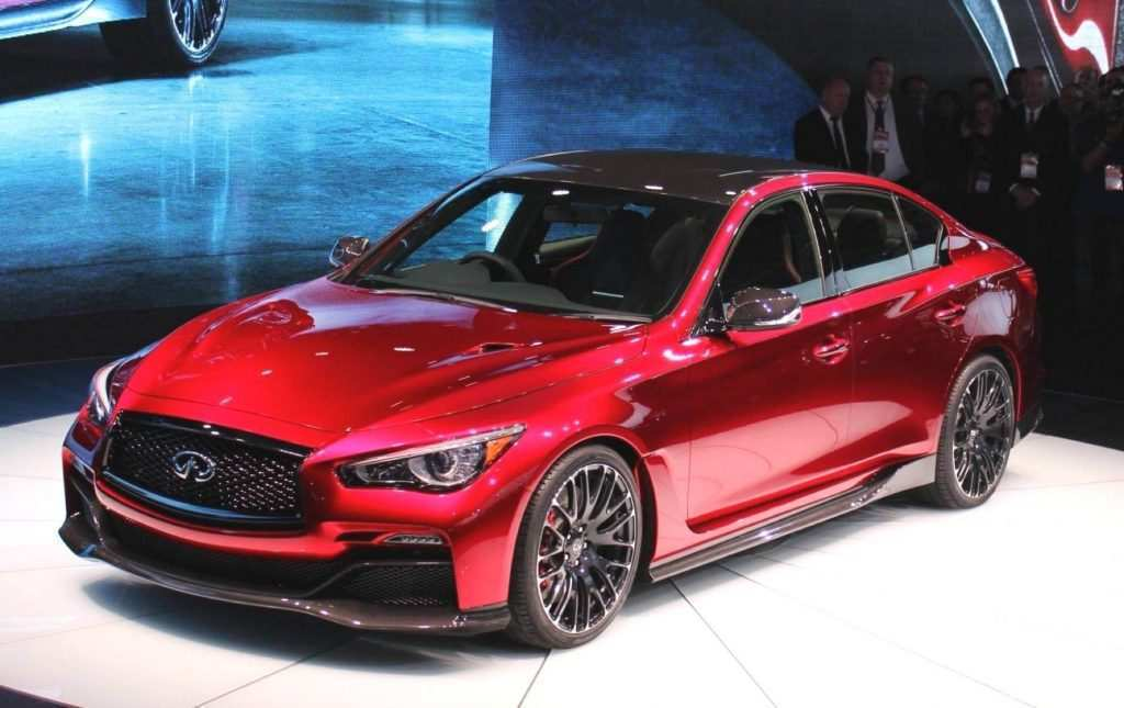 50 A Infiniti Red Sport 2020 Reviews