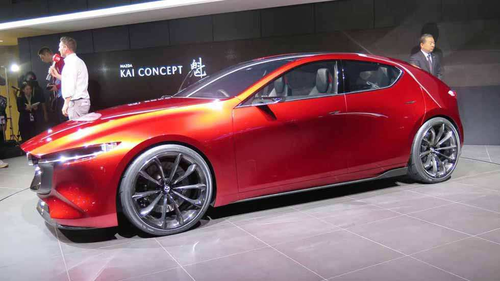 50 A Mazda 3 2019 Lanzamiento First Drive