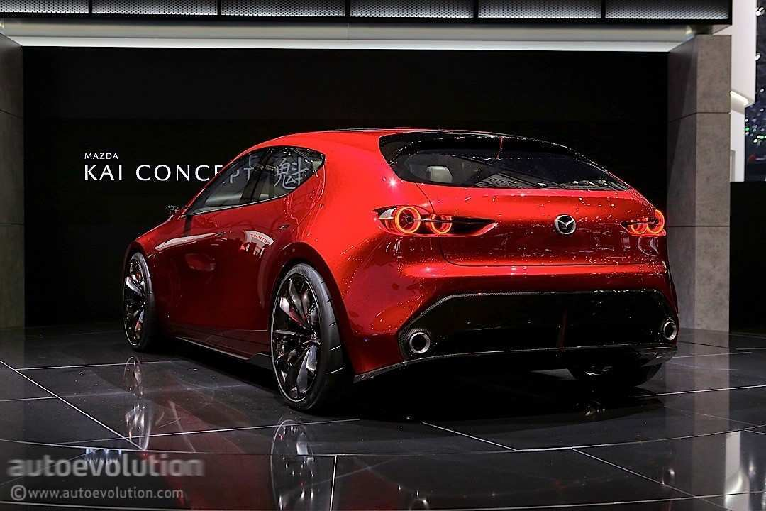 50 A Mazda Kai 2019 Spesification