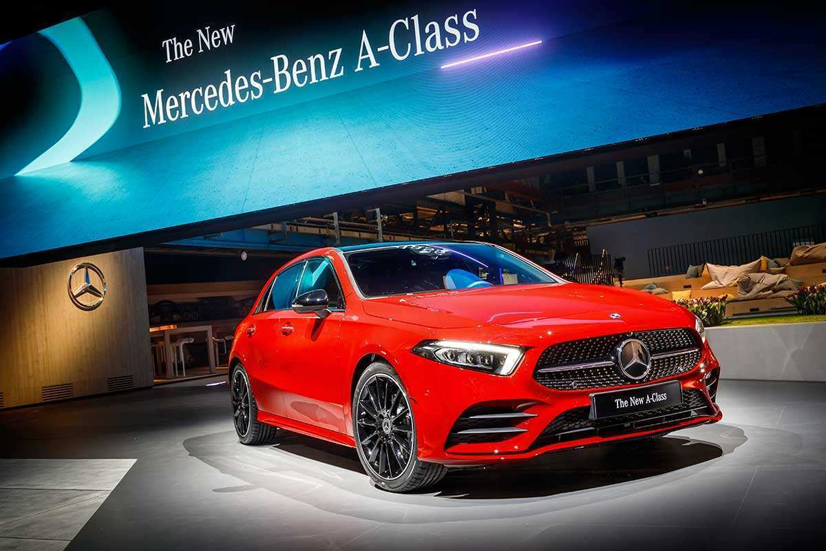 50 A Mercedes 2019 Malaysia Review
