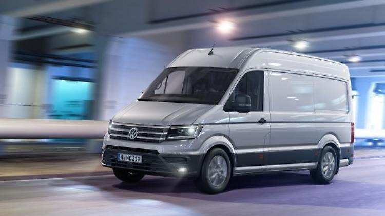 50 A Volkswagen Crafter 2019 Price And Release Date