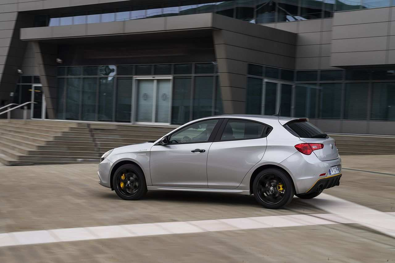 50 All New 2019 Alfa Romeo Giulietta Images