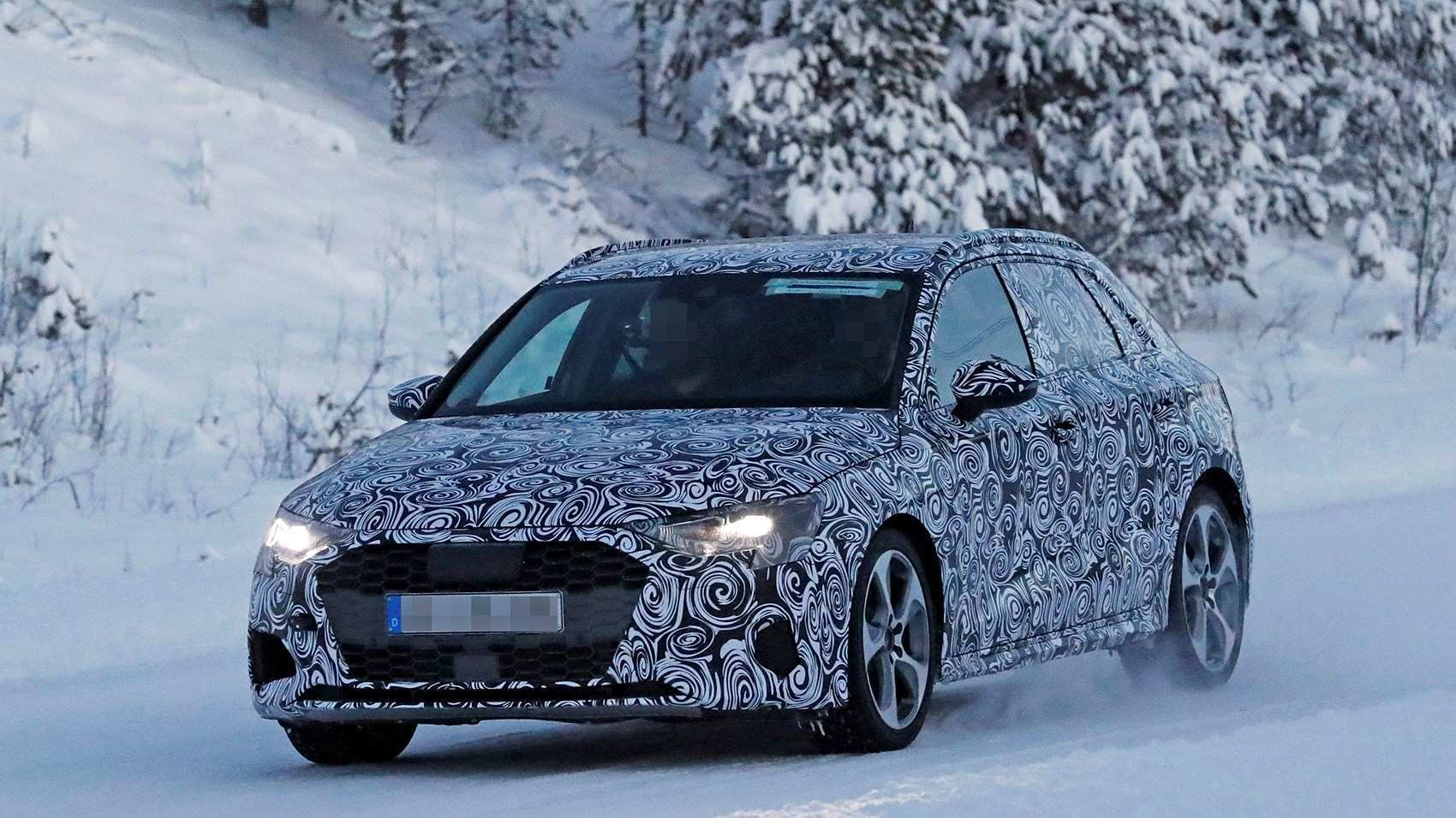 50 All New 2019 Audi RS3 Redesign And Concept