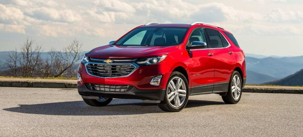 50 All New 2019 Chevy Equinox Release