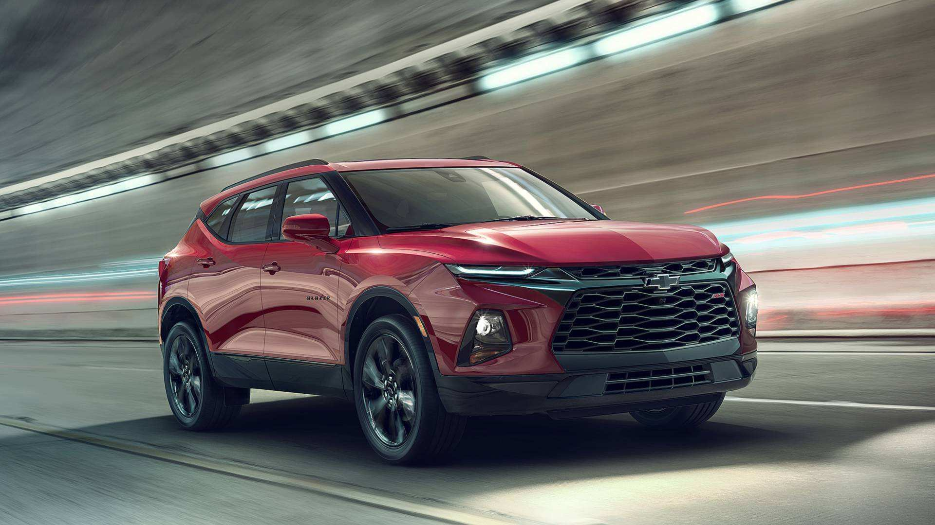 50 All New 2019 Chevy K5 Blazer Release Date