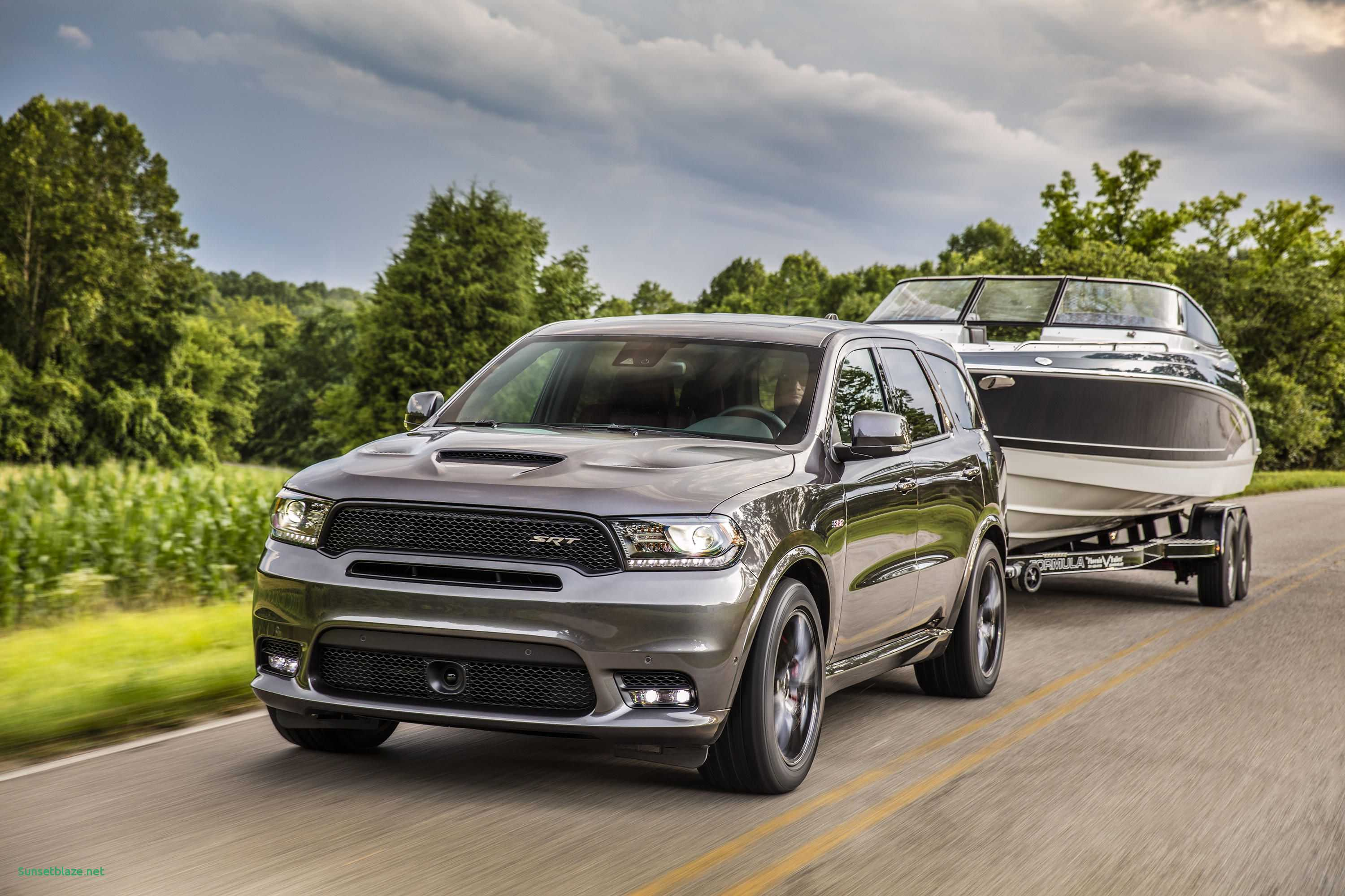 50 All New 2019 Dodge Durango Diesel Srt8 Rumors