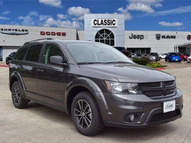 50 All New 2019 Dodge Journey Photos