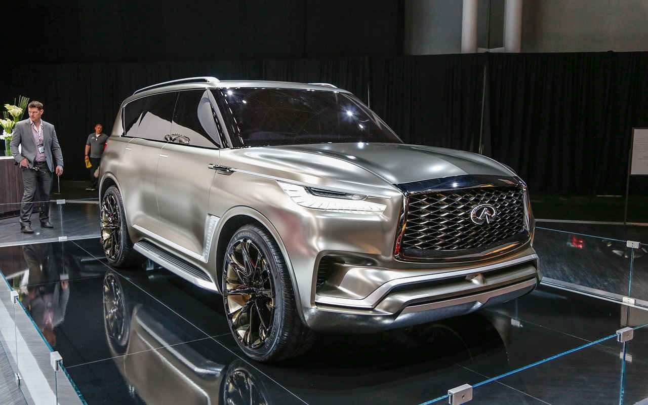 50 All New 2019 Infiniti Qx80 Monograph Release