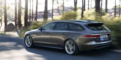 50 All New 2019 Jaguar Station Wagon Redesign And Concept