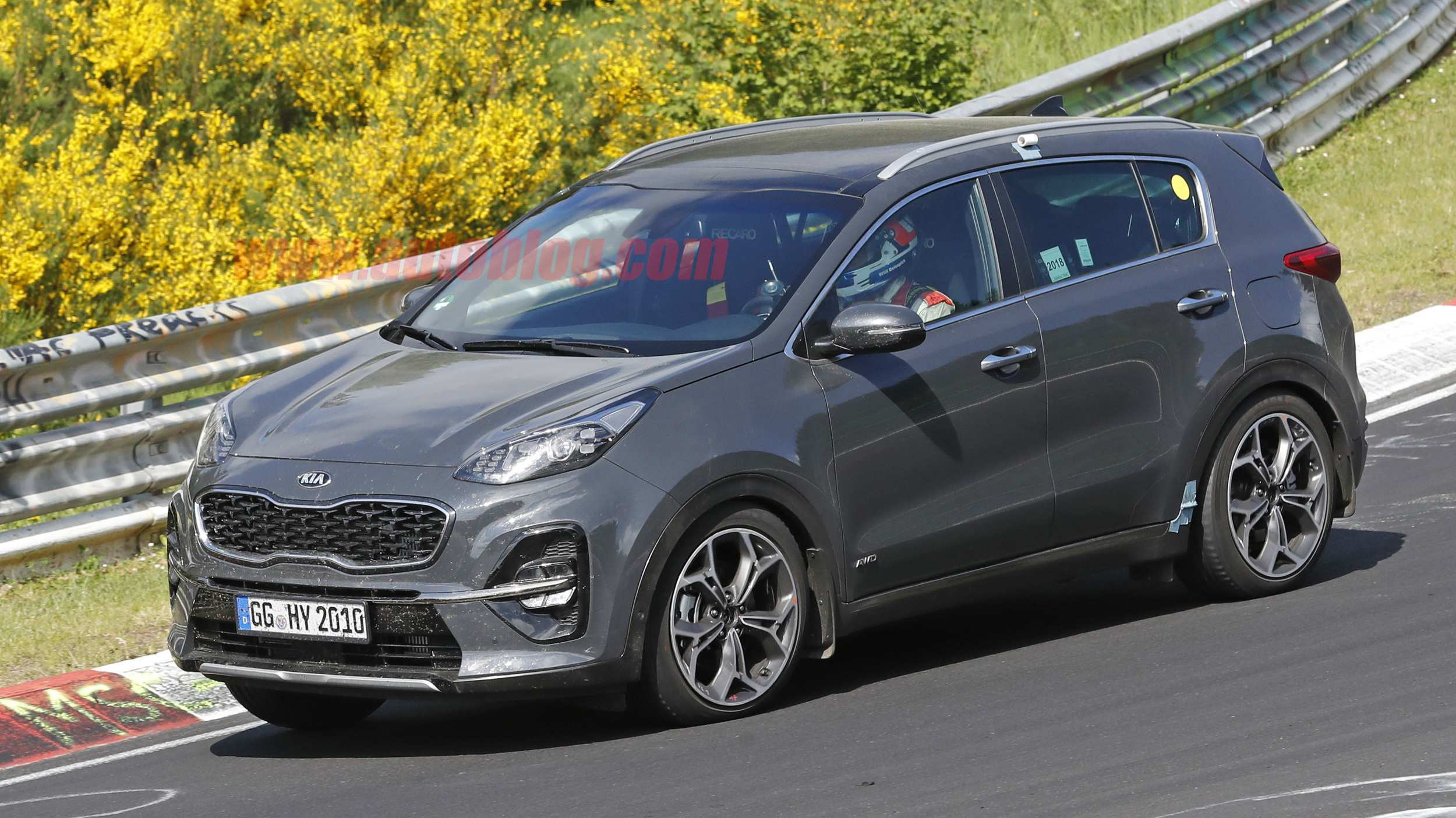50 All New 2019 KIA SportageSpy Shots Spesification