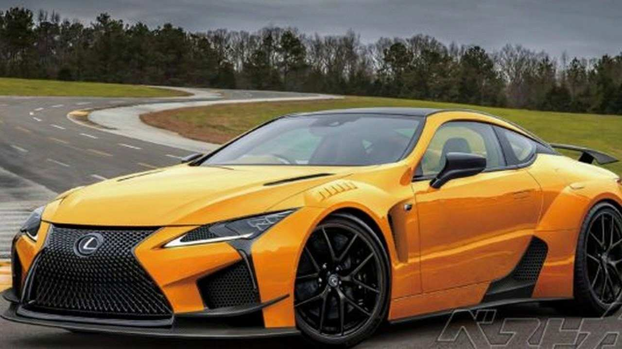 50 All New 2019 Lexus LF LC Ratings