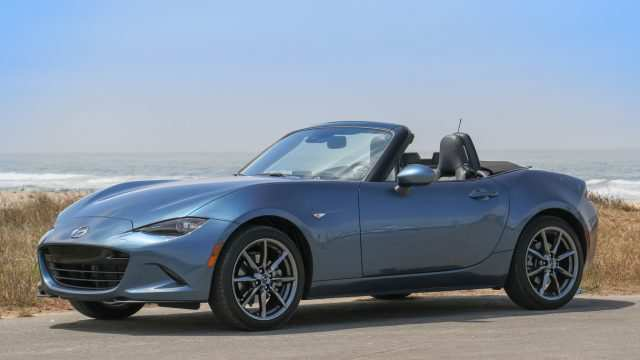 50 All New 2019 Mazda Mx 5 Miata Spy Shoot