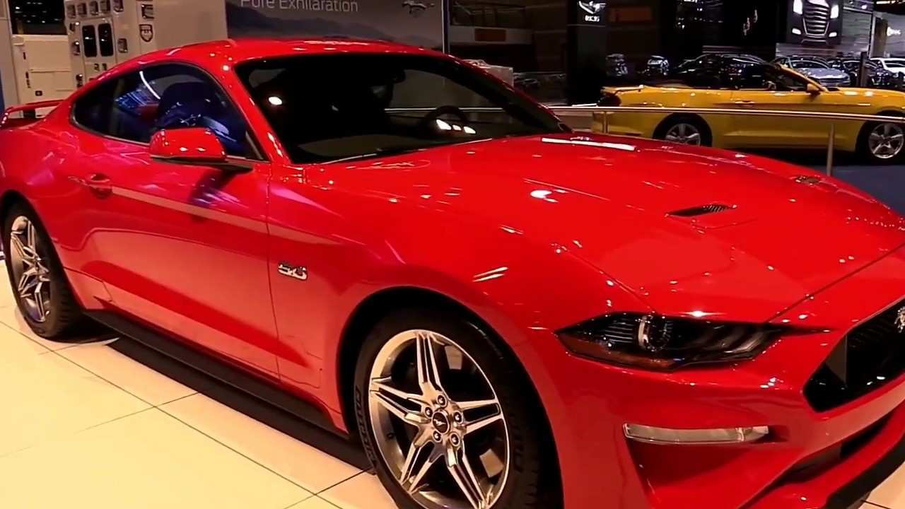 50 All New 2019 Mustang Mach 1 New Concept