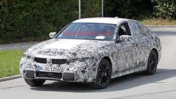 50 All New 2019 Spy Shots BMW 3 Series Release Date And Concept