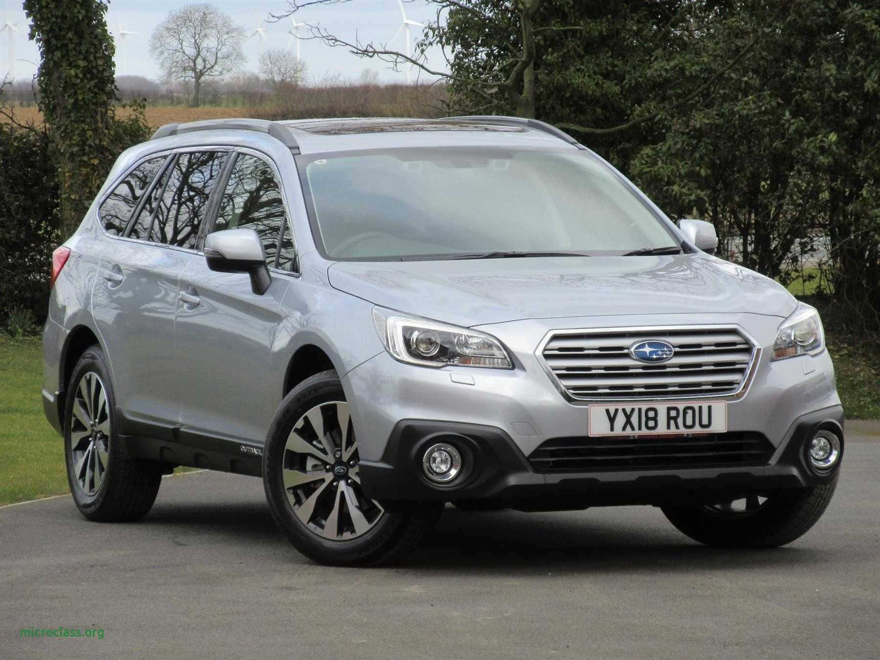 50 All New 2019 Subaru Outback Turbo Hybrid Images