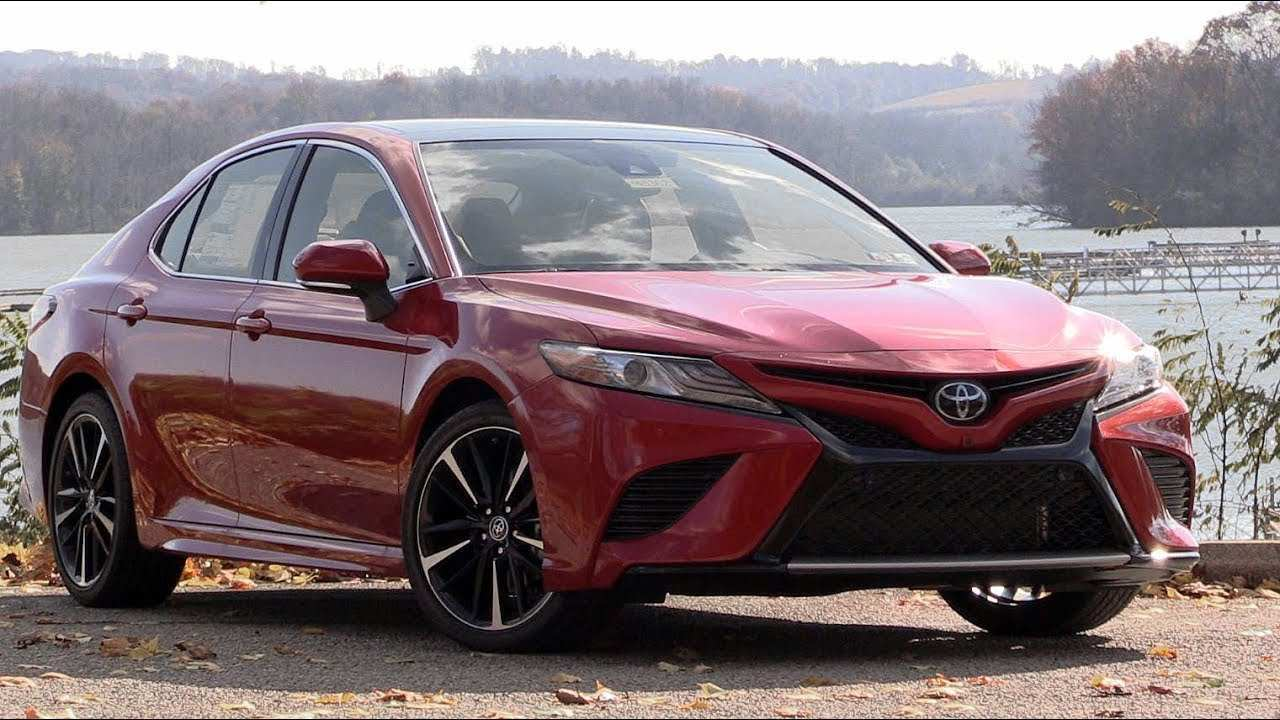 50 All New 2019 Toyota Camry Wallpaper