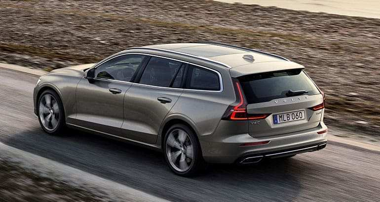 50 All New 2019 Volvo Wagon New Concept