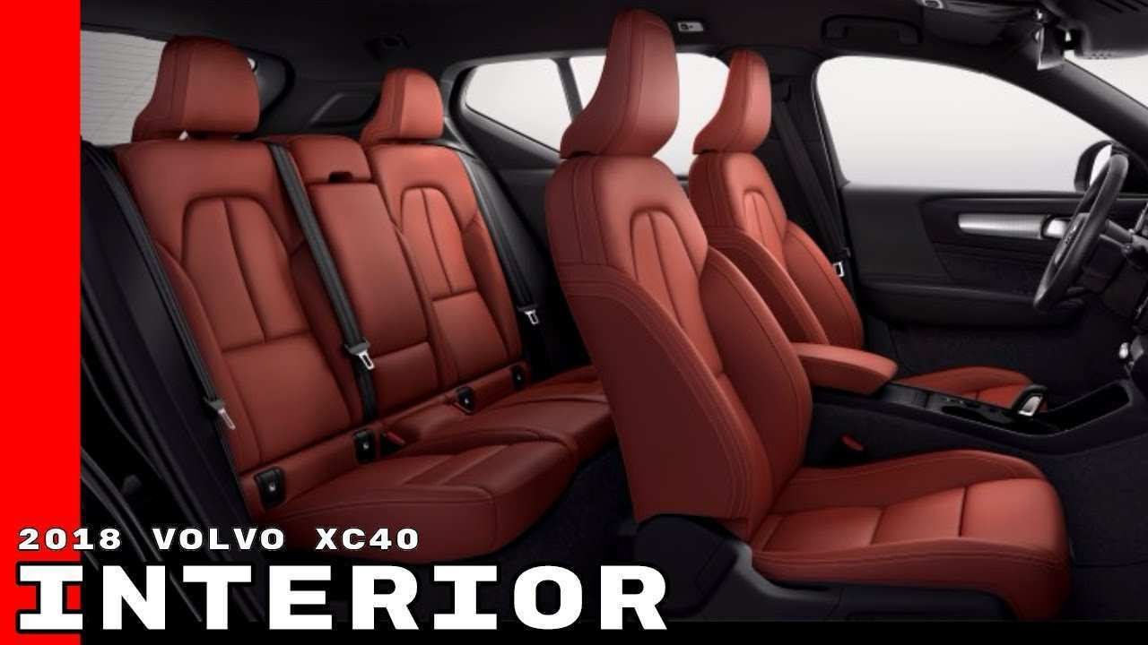 50 All New 2019 Volvo Xc40 Interior Pictures